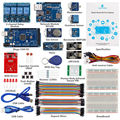 SunFounder Smart Home IoT Internet of Things Starter Kit V2.0 for Arduino DIY Project Sensor Modules for Intelligent Living Home