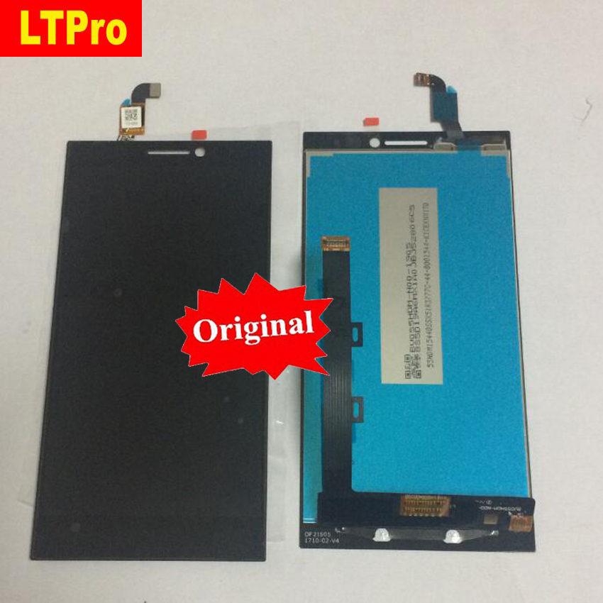 LTPro 5.5inch Original Quality For <font><b>Lenovo</b></font> <font><b>Vibe</b></font> <font><b>Z2</b></font> <font><b>LCD</b></font> <font><b>Display</b></font> <font><b>Touch</b></font> <font><b>Screen</b></font> Digitizer Assembly for K920 mini Replacement Parts image