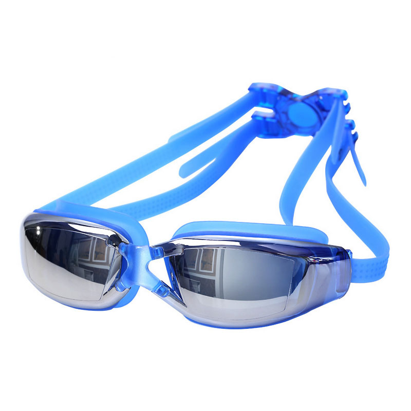 0498e71bc7 Dropwow Adult Professional myopia Swimming goggles men arena diopter ...