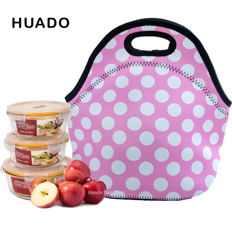 Thermo Lunch Bags Cooler Insulated Lunch Bags for Women Kids Thermal Bag Lunch Box Food Picnic Bags Tote Handbags