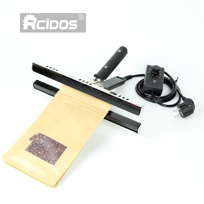 HDS-200/300/400 Portable sealer,RCIDOS Metalized film/aluminum foils coating film bag sealing machine 110V/220V