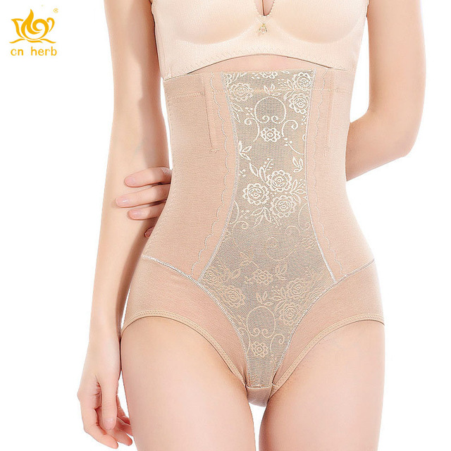 622197c3f2 2018 Cordyceps Cn Herb Women s High Waist Postpartum Abdomen Underwear  Belly Pants End Of The Stomach To Mention Body Sculpting