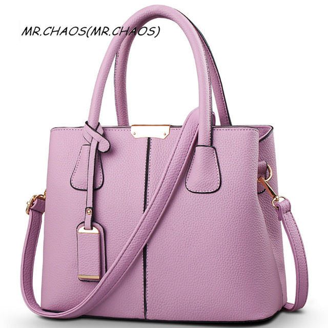ce359da00ec2 Hot Sale bolso mujer New Fashion Big Bag Women Shoulder Messenger Bag  Ladies Handbag free shipping big bags for women 2017