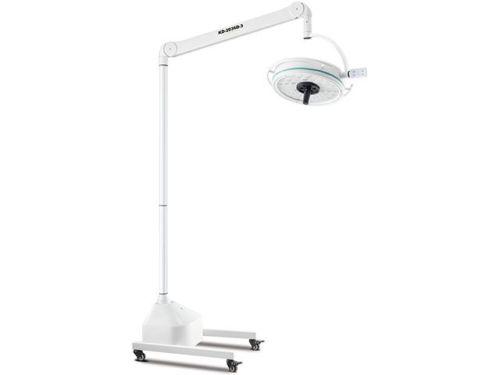 цена на DEASIN 2018 108W Surgical Mobile Professional Shadowless Lamp Medical AC LED Exam Light CE FDA