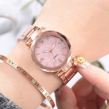цена на Luxury Geneva Classic lady gold Watch Women Watches Fashion Ladies Watch Women's Watches Clock gifts Reloj Mujer Montre Femme