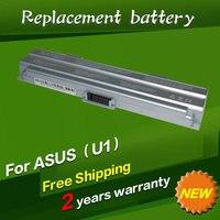 5200mah Laptop Battery For ASUS N10E N10Jb U3 U1 U3Sg Series A32 U1 70 NLV1B2000M 90
