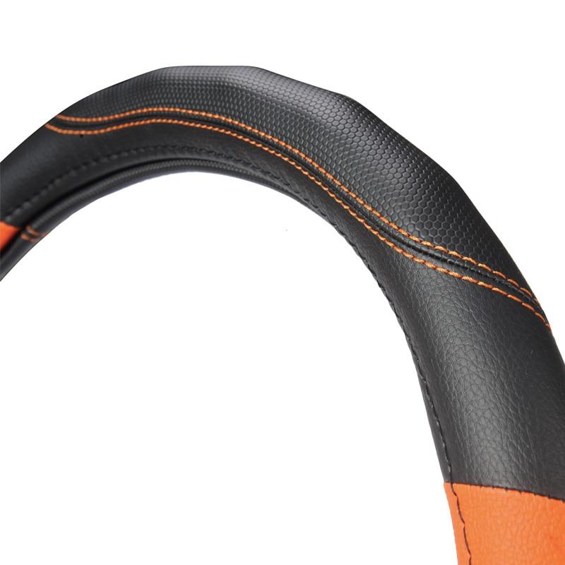 Steering Wheel Cover, Universal New Sports Style Anti-SLIP 4