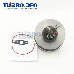 GT2056V 767720 turbo CHRA zrównoważony dla Nissan Navara 2.5 DI 126 Kw 169 km yd25-kaseta turbina nowy 14411-EB70C rdzeń Garrett