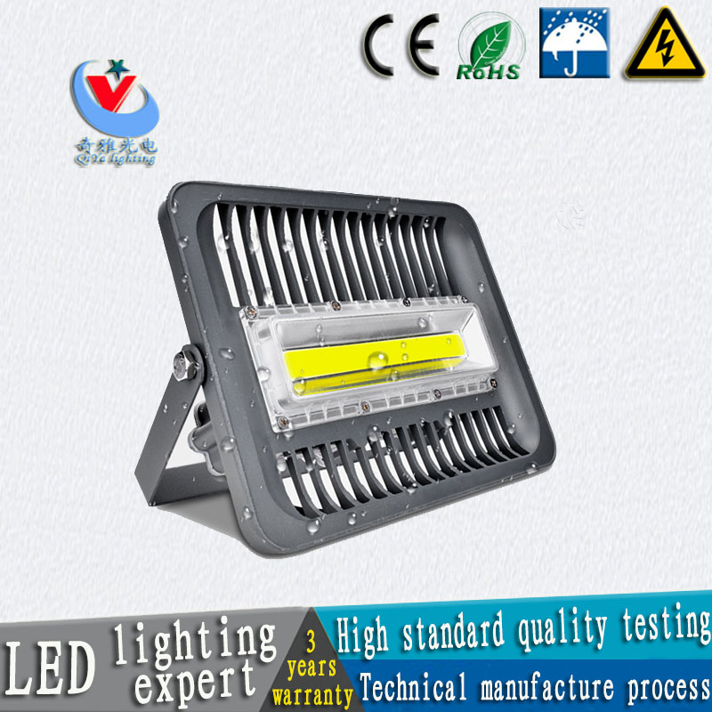 LED Luce di Inondazione Proiettore IP66 Impermeabile 30 W 50 W 70 W 100 W 220 V 230 V 110 V LED Spotlight Proiettore Lampada Da
