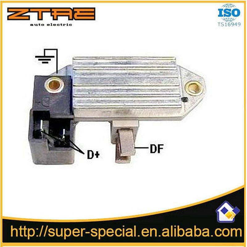 Regulator napięcia alternatora, IX110, VR-F119, 83600151,9939826, 9941193,21222127, UCB808, 58120022,79707161, 79707481, RTT119A, RTT119AAC