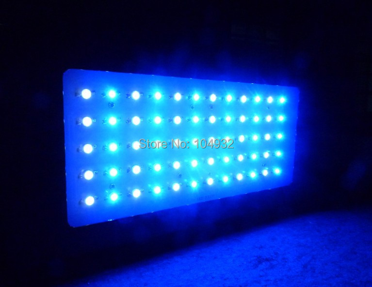 Square 80*3W led light 240W LED Grow Light 10 Spectrums IR Indoor Hydroponic System Plant UFO