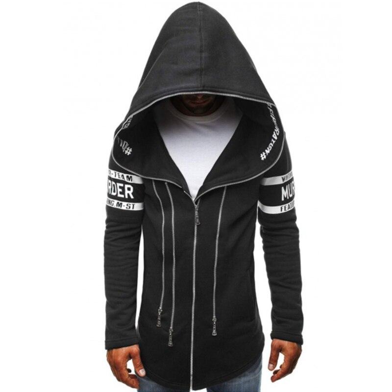Haifux Brand 2018 Cardigan Multi Button Hoodies Men Fashion Tracksuit Male Sweatshirt Mens Purpose Tour 4xl Men's Clothing