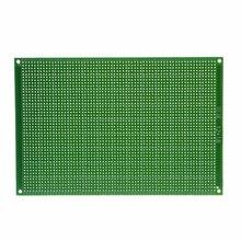 12x18 см FR-4 односторонняя DIY пайка Прототип PCB печатная плата