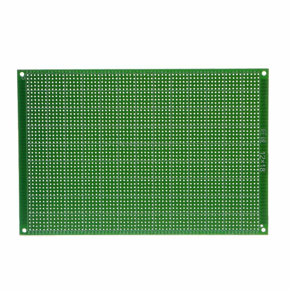 12x18cm FR-4 un solo lado DIY prototipo de soldadura PCB placa de circuito impreso Dropship ELEPHONE E10 Octa Core Smartphone 4GB 64GB 6.5