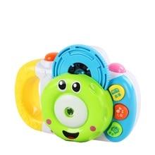 Продвижение игрушечные музыкальные инструменты для детей рулевое колесо музыкальный колокольчик развивающие игрушки подарок детей
