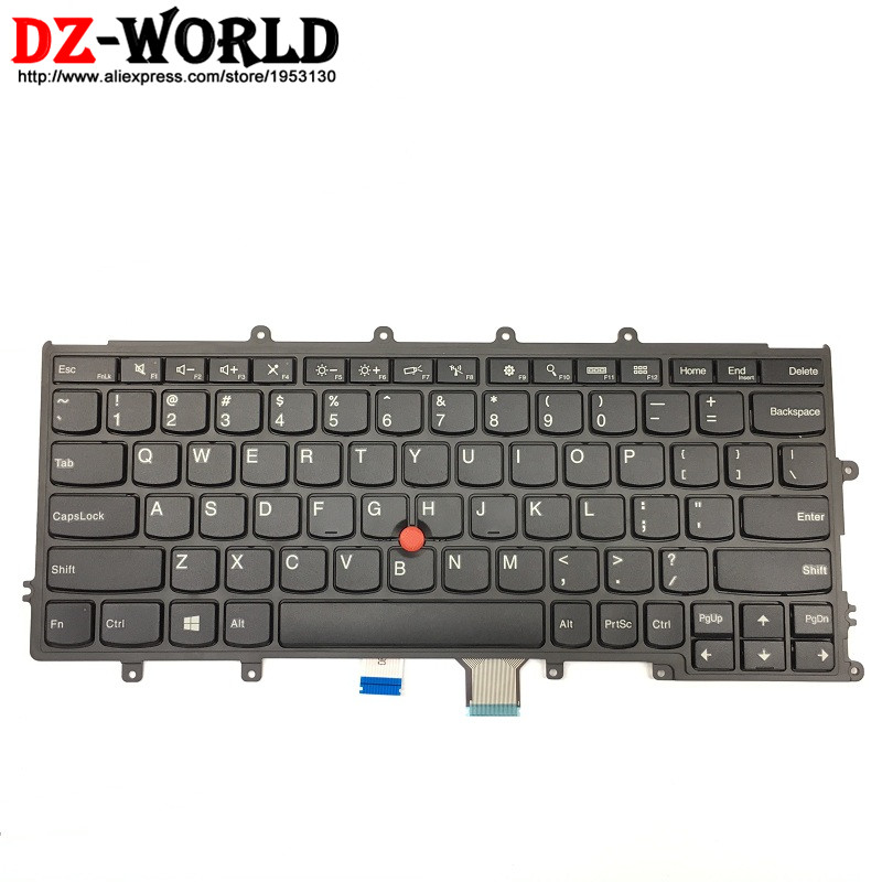New Original US English Keyboard for Lenovo Thinkpad X230S X240 X240S X250 X260 Teclado 04Y0900 04Y0938 0C02291 new keyboard for lenovo thinkpad t410 t420 x220 w510 w520 t510 t520 t400s x220t x220i qwerty latin spanish espanol hispanic