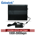 Lintratek 80db Powerful Signal Booster 900 1800 2100 GSM Amplifier Mobile Signal Repeater DCS WCDMA 2G 3G 4G LTE Antenna #20