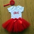 0-12 месяцев первый день рождения девушка пачки набор одежда для новорожденных девочка платье формальные детская одежда новорожденный девушка одежда