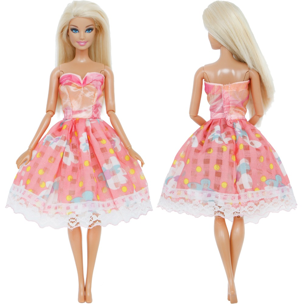 Fashion Princess Party Dress//Evening Clothes//Gown For 11.5 inch Doll a14