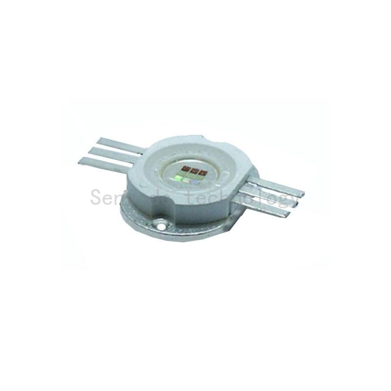15x vysoký lumen 6pin vysoký výkon 9W rgb led nejlepší kvalita 9W rgb led lamp korálky vysoký výkon rgb led světelný zdroj doprava zdarma
