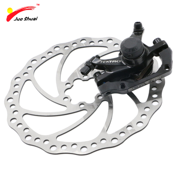 Bicycle Disc Brakes EBike Aluminum 160mm Silver Disc Brake Pads For Mountain Road MTB Hydraulic Brakes Bicycle Part Disc Ebikes