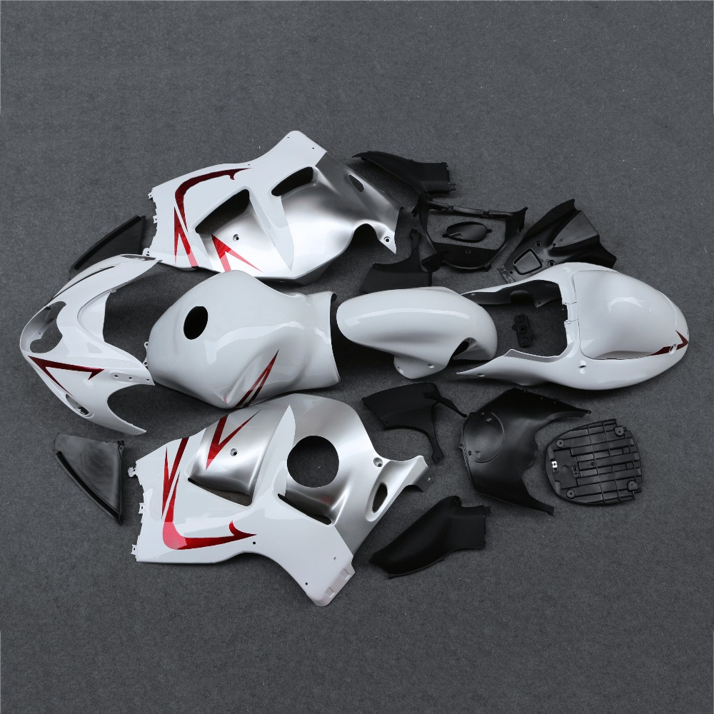 ABS Injection Full Fairing Bodywork K Set Fit For Suzuki Hayabusa GSX1300R 99-01-02-03-04-05-06-07ABS Injection Full Fairing Bodywork K Set Fit For Suzuki Hayabusa GSX1300R 99-01-02-03-04-05-06-07