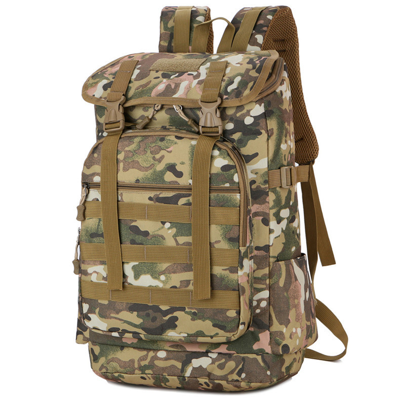 Outdoor Army Military Tactical Backpack Camping Mountaineering Trekking Sport Molle bag Man Hiking Rucksack Travel Backpack