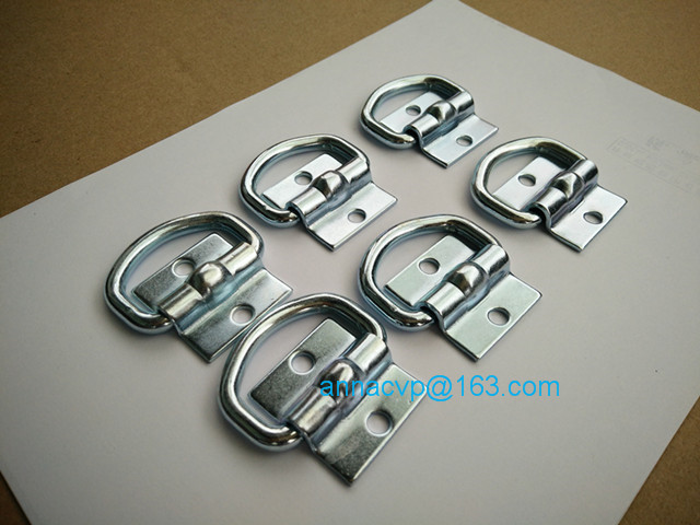 Deck-Ring Trailer-Parts-Accessories Trailers Lashing for 6PCS Down-Point-Anchor High-Quality