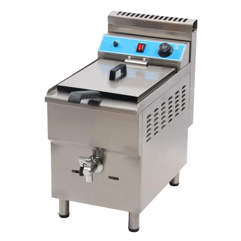 Satu Tangki Profesional Peralatan Dapur