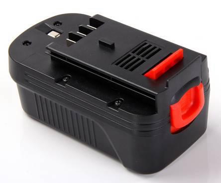 ФОТО power tool battery,B&D 18VB 2500mAh,FSB18,BD1834L,BD-1834L,B-8317,BPT1049,FSB 14,A18 ,HPB18,FS180BX,FS18BX,244760-00,FS18JV