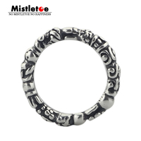 Mistletoe Jewelry Genuine 925 Sterling Silver Ring