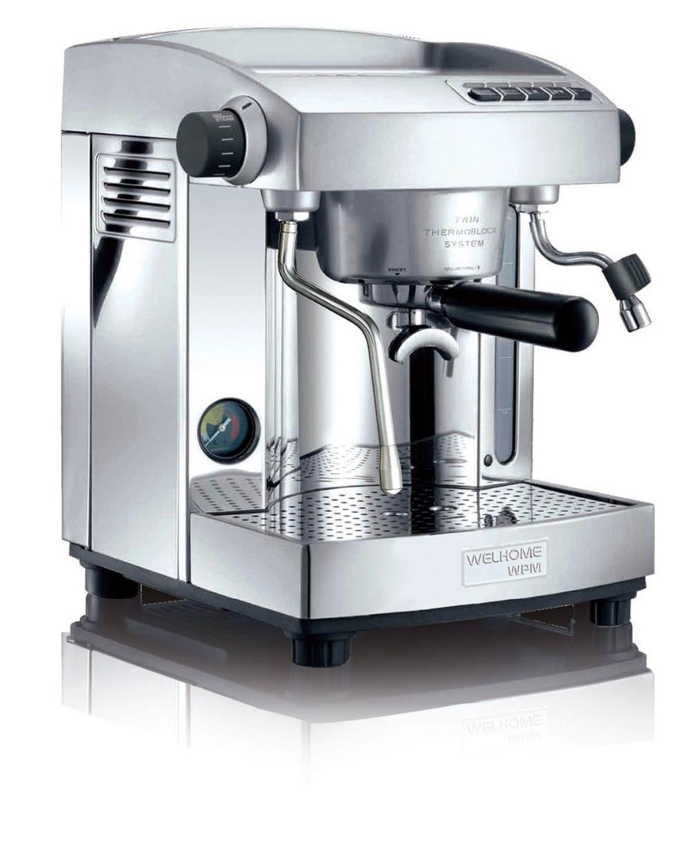 WPM эспрессо в кафе машина Профессиональный KD 210S2 близнецов термо блок эспрессо Кофе Maker Ho Применение или небольших Кофе магазин