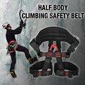 Outdoor Sicherheit Gürtel Harness Sitz Gürtel bergsteigen klettern seil Klettern Abseilen Werkzeug karabiner Klettern Safty Gürtel-in Outdoor-Werkzeuge aus Sport und Unterhaltung bei