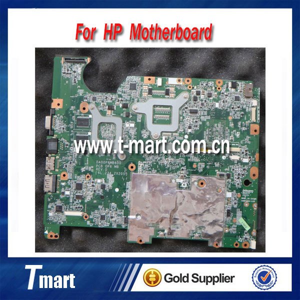 for hp CQ61 G61 GL40 517837-001 laptop motherboard intel non-integrated origianl and work well full tested