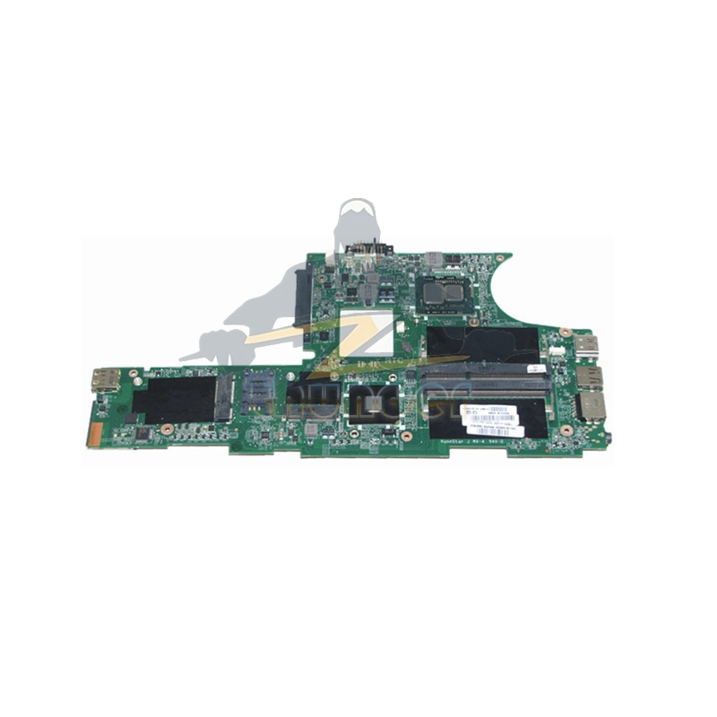 FRU 04W0314 for lenovo thinkpad edge 11 laptop motherboard i3-380m hm55 DDR3 for asus u36jc motherboard with i3 380m 390m processor gt310m with 1gb ddr3 vram 100