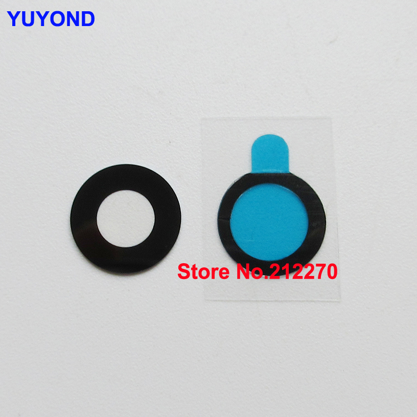 YUYOND Sapphire Back Rear Camera Glass Lens For iPhone XR With Adhesive Sticker Original New Replacement