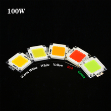 1Pcs 10W 20W 30W 50W 100W High Power COB LED lamp Integrated Chip SMD DIY Lawn light Spotlight Bulb Floodlight outdoor