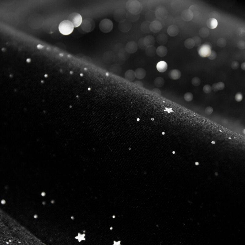 À Black Lâche Sequin Femmes Occasionnel 2018 Manches Manteaux Châle Noir Tops Getsring Mode Longues Correspondant Col Manteau Nouveau Couleur xIUnwRqRP0