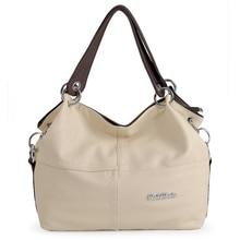 Fashion Women Handbag PU Leather bags women messenger