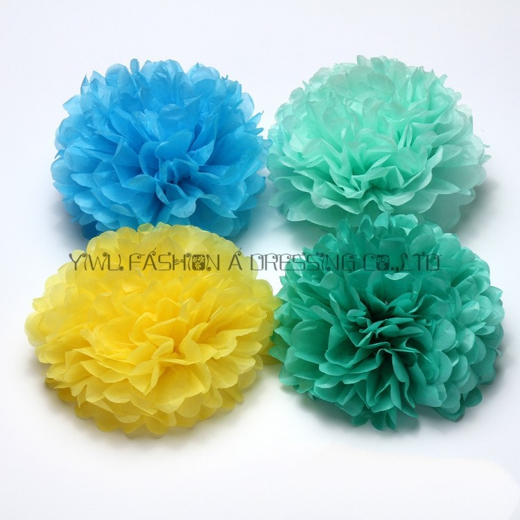 tissue paper flowers wedding aliexpress buy 29 colors hanging tissue paper 8016