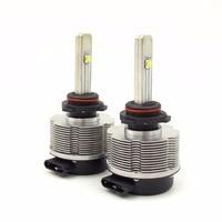 High Quality Car LED Headlight Bulb Conversion Kit 9005 12V 24V 6000K 2400LM 20W Auto Head light Lamp (A pair)
