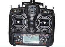 Walkera Devo 10 Transmitter Walkera Devention 10 channel TX FreeTrack Shipping