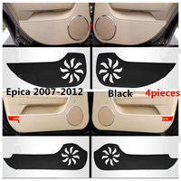TAIJS Car Door Mat Fashion Style For Chevrolet Aveo Sail Malibu Captiv Epica Spark Cruze For