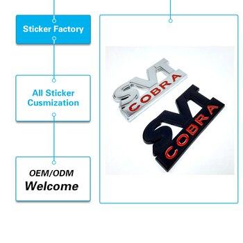 Custom CAR STICKER, Custom Car Emblem Badge Logos Car Logo 3d Chrome Badge