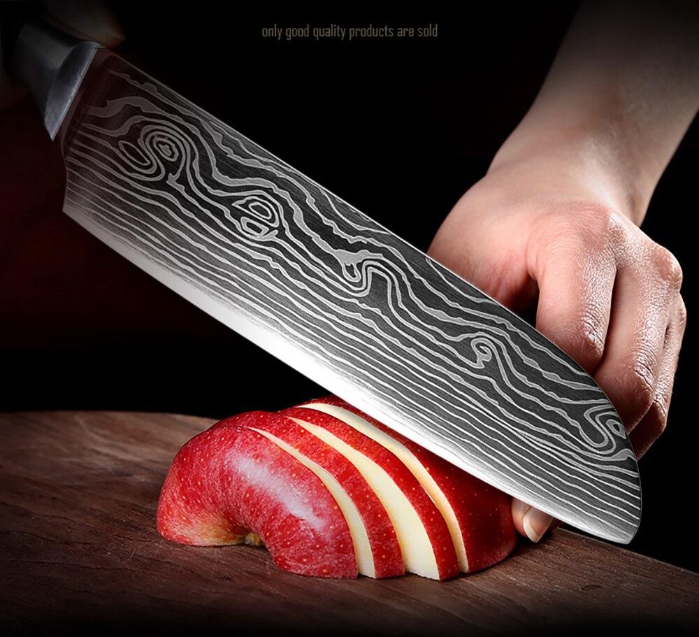 Knife set 2