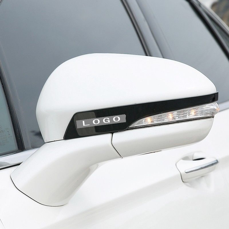 2013 Ford Fusion Exterior: New Titanium Rearview Mirror Strip Decorative For Ford