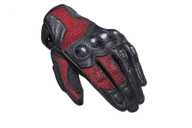 Summer mesh breathable leather motorcycle gloves racing gloves cross country gloves moto gp gloves