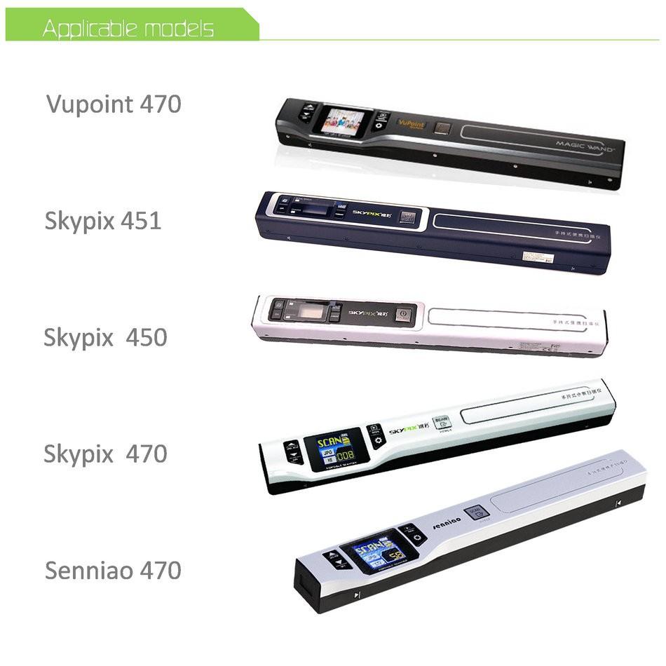 senniao portable scanner base Z01 (2)