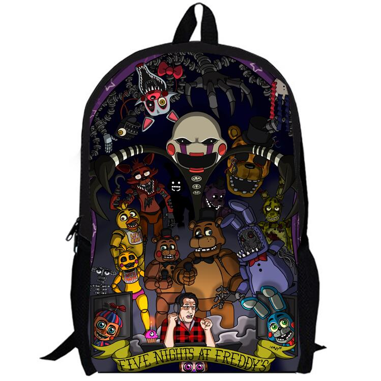Aliexpress.com : Buy 17inch game anime backpack 1 double
