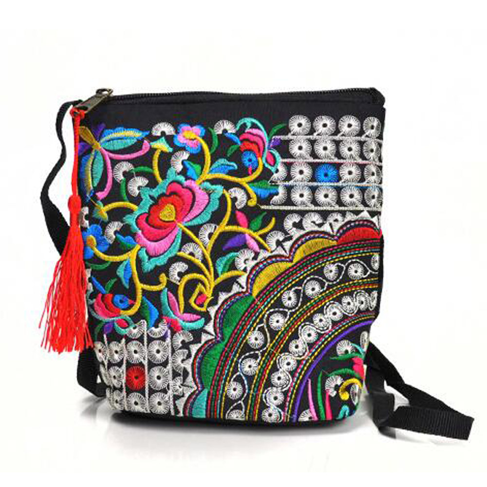 Aliexpress buy chinese ethnic embroidery bag phone